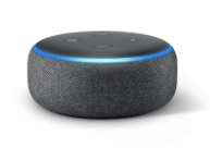 AmazonのEcho dotの写真