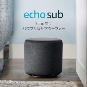 Echo Subの写真