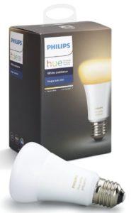 スマートライト(Philips hue)の写真