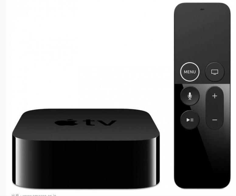 Apple TVの写真
